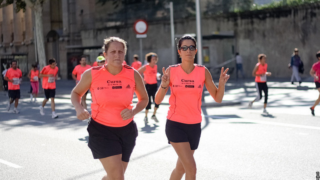 Barcelona Cursa de la Merce Running