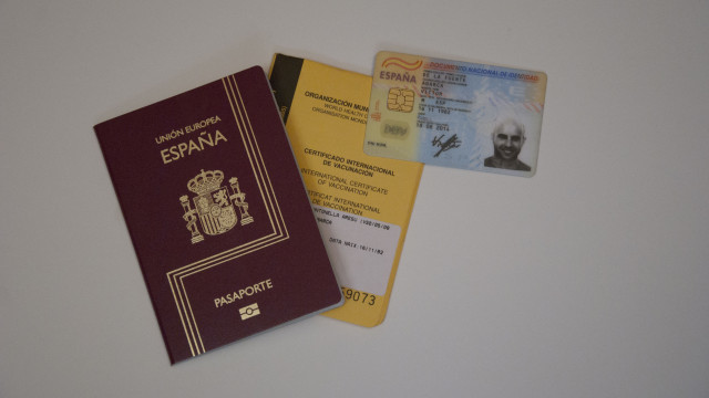 Passport Travel ID Viajar