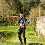Trail Running Competition - Victor de la Fuente