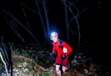 Trail Running Night - Victor de la Fuente