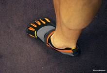 Vibram Five Fingers Barefoot Descalzo