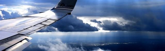 Avion Flight Plane Wing Ala - Vuelta al Mundo