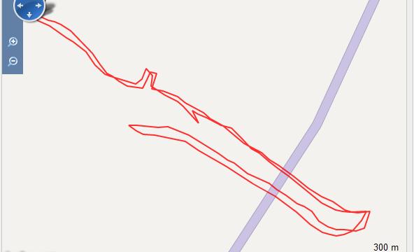 Corriendo en Chengdu Ruta - China - Vuelta al Mundo