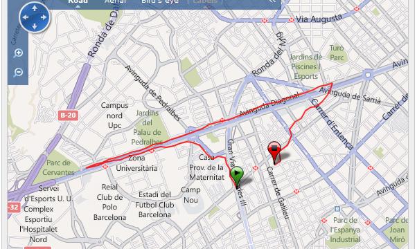 Entrenamiento Running Series 11km con 6 trechos de 60 120metros rápidos