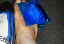 Lesion Injury Running Correr Entrenar Esguince