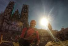 Trail Running Camino de Santiago - Victor de la Fuente