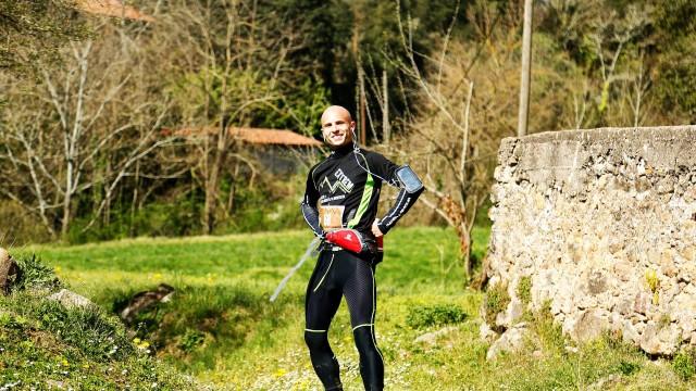 Trail Running Competition - Victor de la Fuente