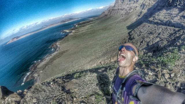 Trail Running Lanzarote Freedom - Victor de la Fuente