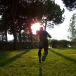 Training Running Back - Victor de la Fuente