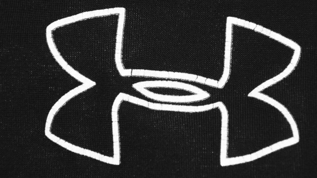 Under Armour black logo