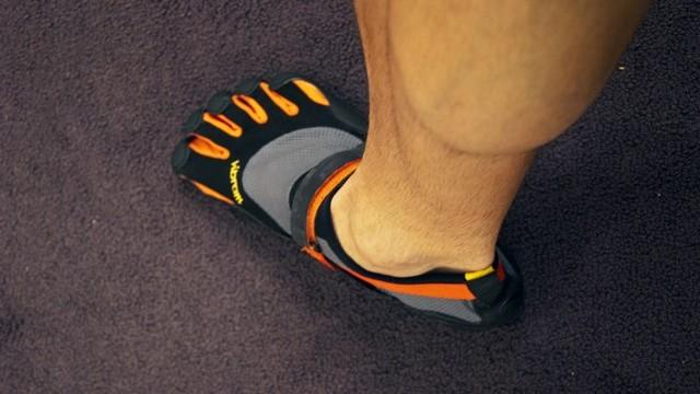 Vibram Five Fingers Barefoot Descalzo