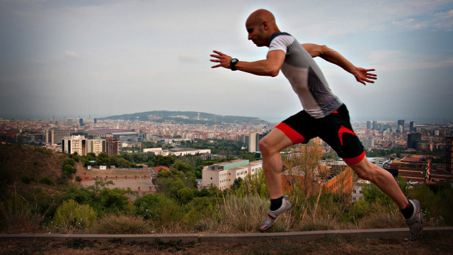 Vibram Five Fingers Lateral Running - Victor de la Fuente